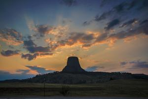 Devils Tower Arrival