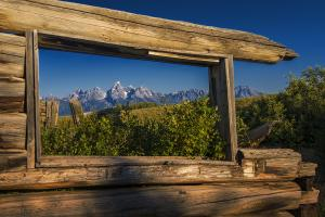 Teton Window