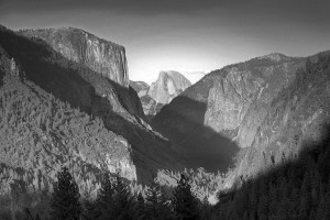 Tunnel View Tele